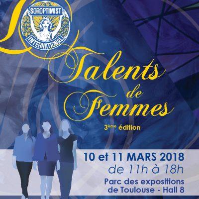 Exposition Talents de femmes à Toulouse