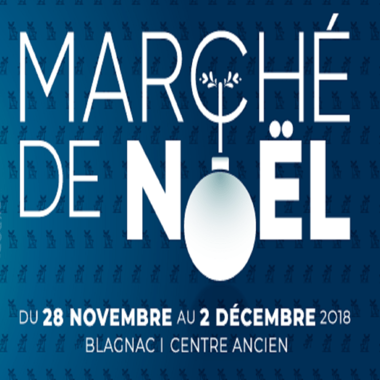 Marché de Noel de Blagnac