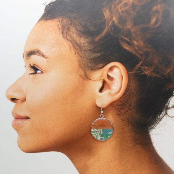Boucles d'oreilles Christelle
