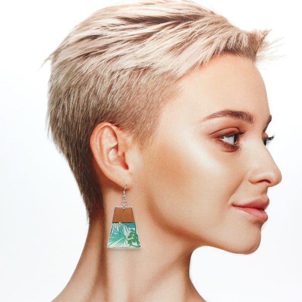 Boucles d'oreilles Jessica