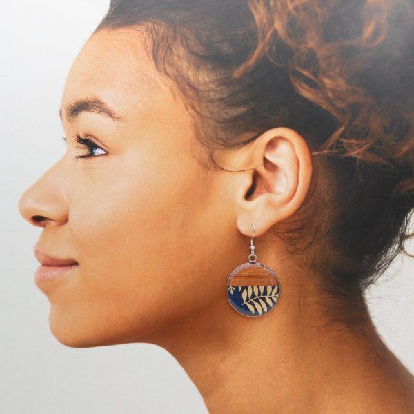 Boucles d'oreilles Agathe