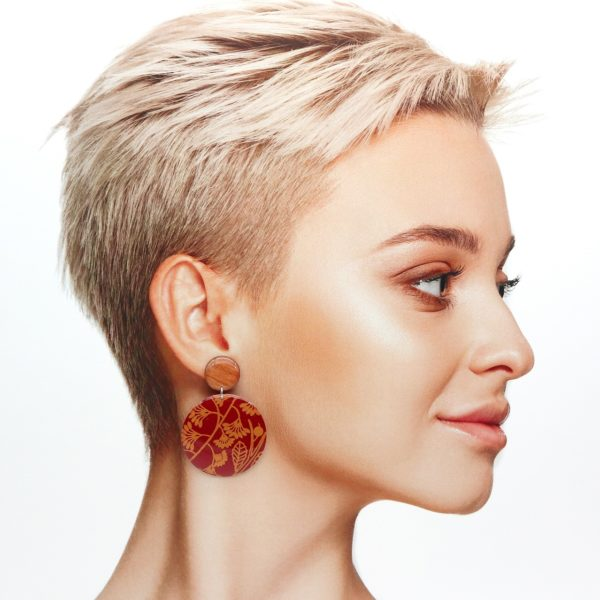 Boucles d'oreilles Dolores