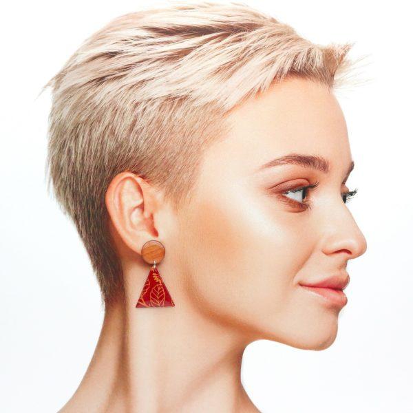 Boucles d'oreilles Jenny