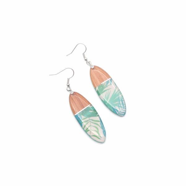 Boucles d'oreilles Anastasie