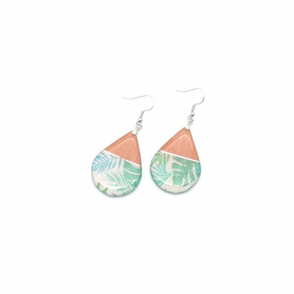 Boucles d'oreilles Viviane
