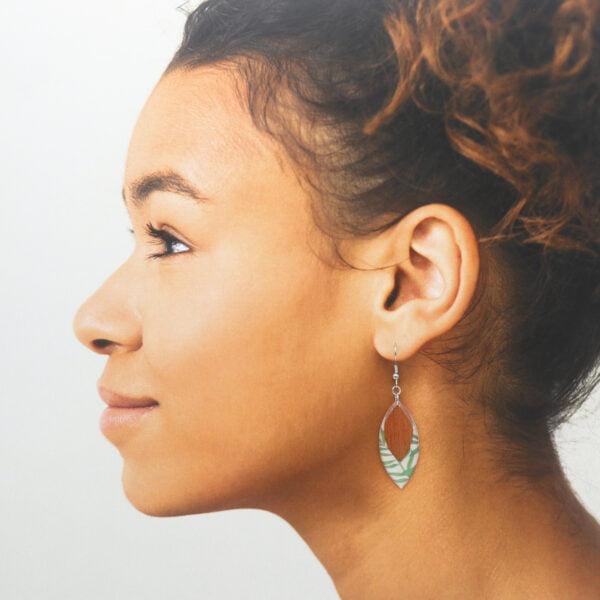 Boucles d'oreilles Susan