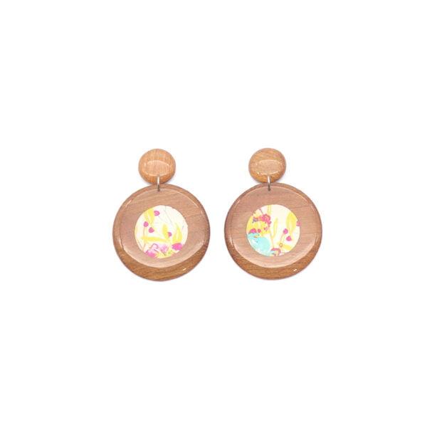 Boucles d'oreilles Angelica