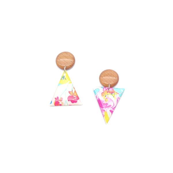 Boucles d'oreilles Cécilia