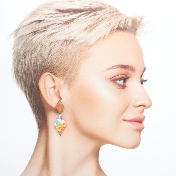 Boucles d'oreilles Christiane