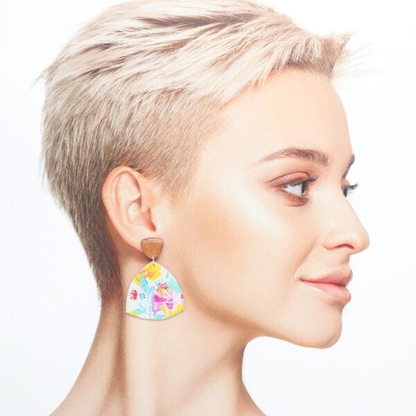 Boucles d'oreilles Emeline