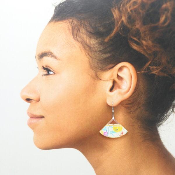 Boucles d'oreilles Jeannette