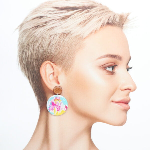 Boucles d'oreilles Natalia